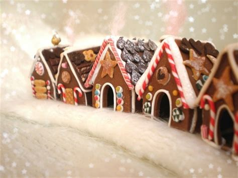 Wallpaper Gingerbread House by Gingerbread Photography Abstract Background