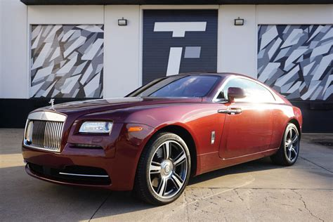 Compare local dealer offers today! Used 2014 Rolls-Royce Wraith For Sale ($169,900 ...