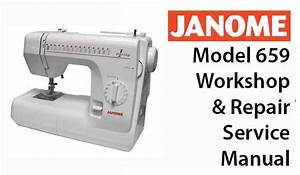 Pfaff Model Grandquilter Hobby 1200 Users Instruction