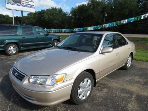 2001 Toyota Camry Related Infomation,specifications