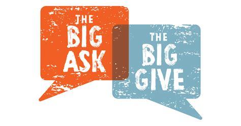 ask bid the big ask the big give national kidney foundation