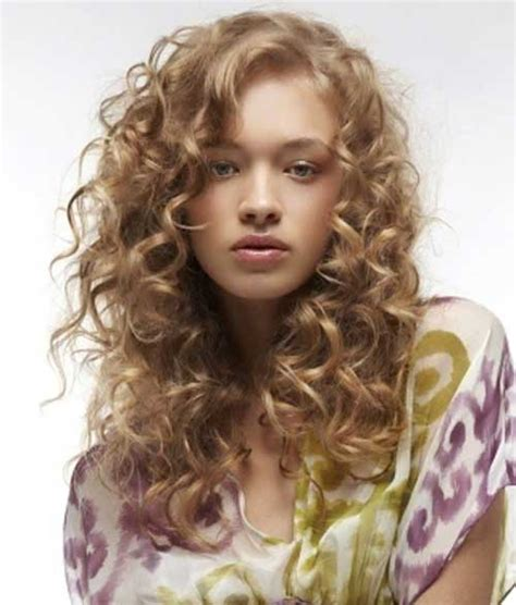 long layered curly hair hairstyles haircuts