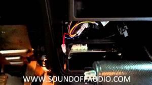 Hummer H3 Radio Ignition Location
