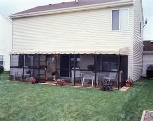 patio mate 8 6 quot x 25 6 quot screened patio enclosure