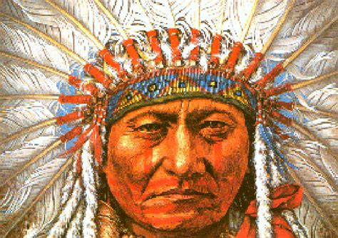 sitting bull paint me chief sitting bull canada history and mysteries