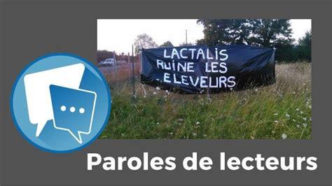 lactalis si鑒e social lactalis les lecteurs de web agri soutiennent les éleveurs chassés
