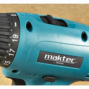 Maktec by Makita® 12V Cordless Drill - 159684, Power Tools ...