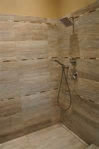Custom Tile Shower Floor