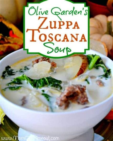 olive garden soup recipe olive garden zuppa toscana soup recipe on timeout