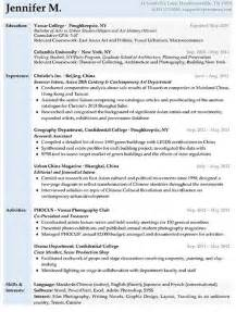 seeker resume singapore resume sles types of resume formats exles and templates
