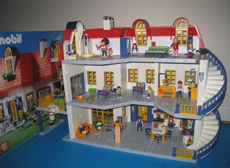 Moderne Haus Playmobil by Extension Maison Moderne Playmobil