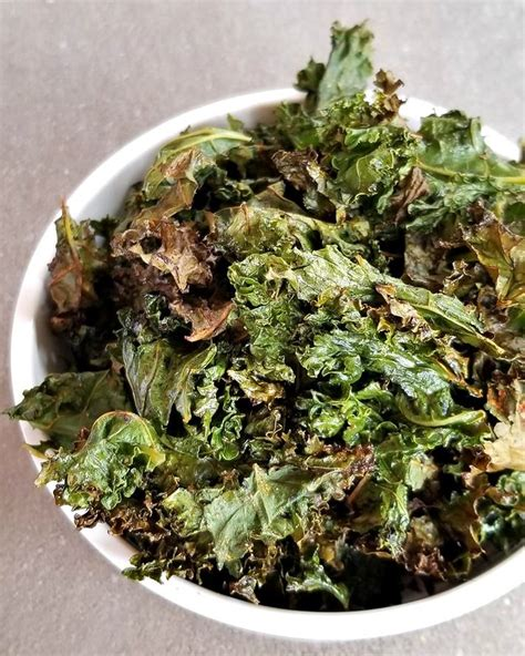kale chips air fryer spicy canadiancookingadventures they
