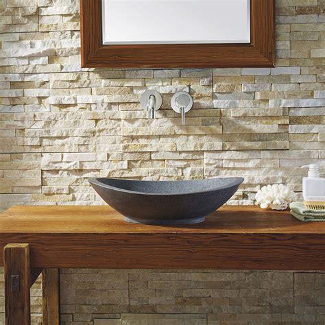 bia natural stone vessel sink vst  bas bathroom