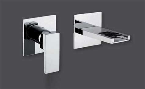 rubinetto a muro rubinetto lavabo a muro collezione plp rubinetteria giulini