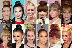 Which Pop Star Has the Best Top Knot? – Readers Poll