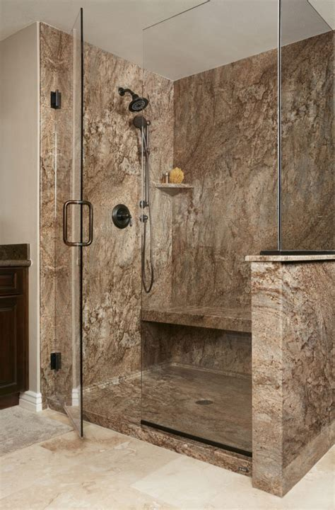 tahoe acrylic granite bathroom wall surround  bath