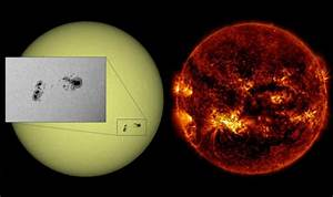 What are sunspots: Solar minimum approaches says NASA ...