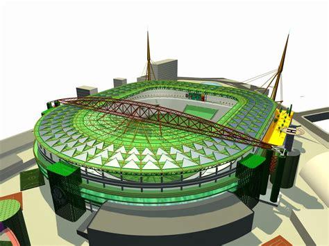 ESPORTESNET : Obras da Arena Palestra Itália paradas.