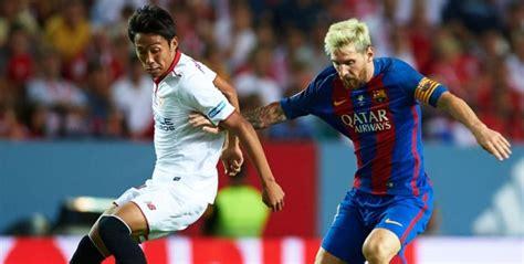 DirecTV en vivo Sevilla vs Barcelona por La Liga Santander ...