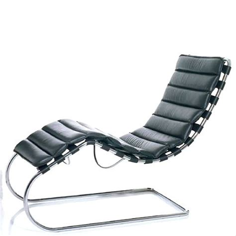 chaise mies der rohe chaise lounge mr design mies der rohe archistardesign