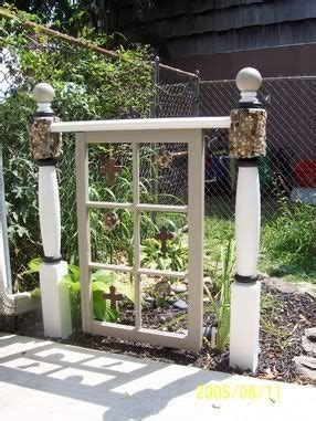 window frames unique fence idea