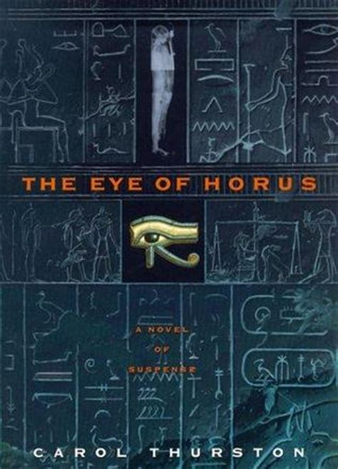 eye  horus  carol thurston