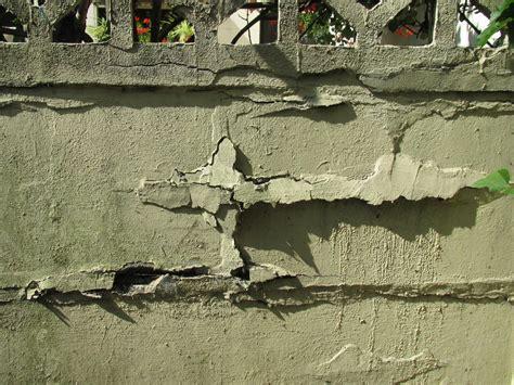 mur ext 233 rieurs abim 233 s