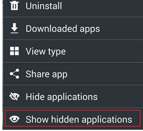 how to hide apps on android how to hide apps on your android smartphone or tablet