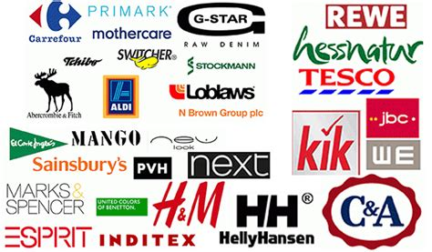 these are the companies that support the bangladesh worker
