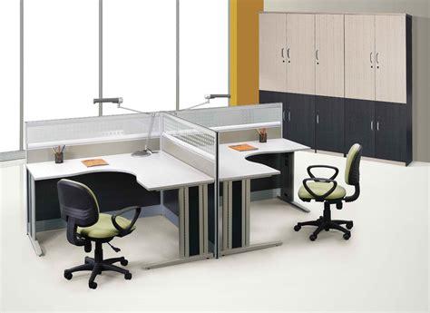 poste de travail bureau mini meubles de bureau de deux sièges poste de travail