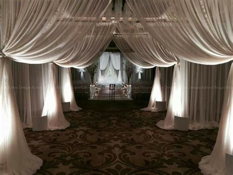 draping for wedding receptions 1000 images about receptions draping on