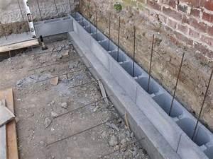 prix d un parpaing a bancher construction maison beton arme With maison sans mur porteur 10 comment construire un mur en parpaing leroy merlin
