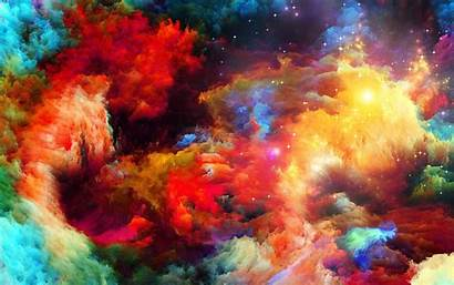 Explosion Background Nuwallpaperhd Title Colorful Author Type