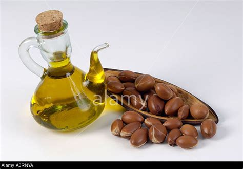 Argon Oil And Nut