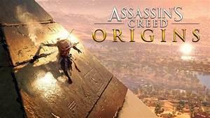 ASSASSIN'S CREED ORIGINS - O INÍCIO DE GAMEPLAY, em ...