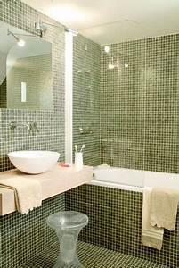 carrelage salle de bains mosaique salle de bains 6 With mosaique de salle de bain