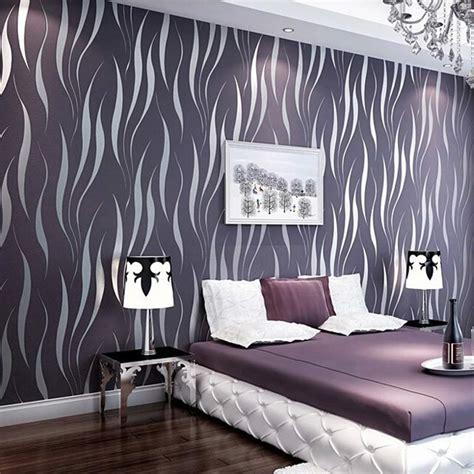 buy modern luxury  wallpaper stripe