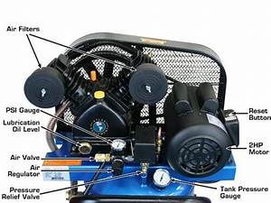 Pro Force Air Compressor Wiring Diagram