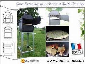 Four Pizza Exterieur : four a youtube ~ Melissatoandfro.com Idées de Décoration