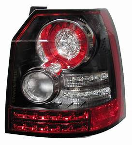 Sport Style Led Rear Lights For Land Rover Freelander 2