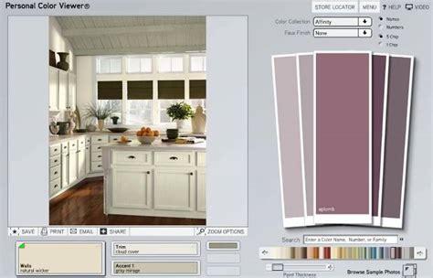 benjamin color visualizer ask home design