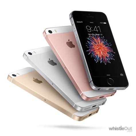 iphone 64gb iphone se 64gb on media tariffs compare deals