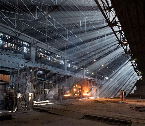 Bezhitsa Steel Foundry   Viktor Mácha - industrial photography