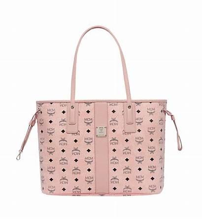 Shopper Mcm Bag Liz Reversible Visetos Bags