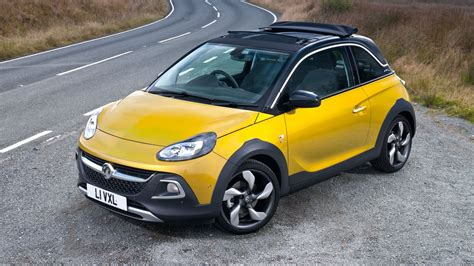vauxhall adam rocks  review specs prices  sale