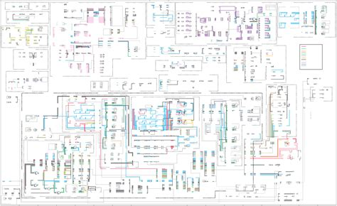 Backhoe Loader Electrical System