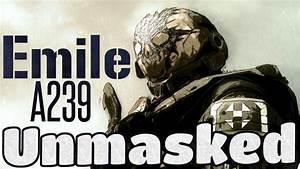 Image Gallery halo reach emile unmasked