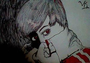 Feeling Of Being Alone Drawing by Varun Kumar