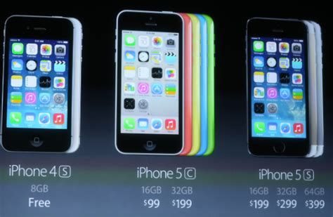 iphone 5s price new apple launches new iphone 5c and iphone 5s price