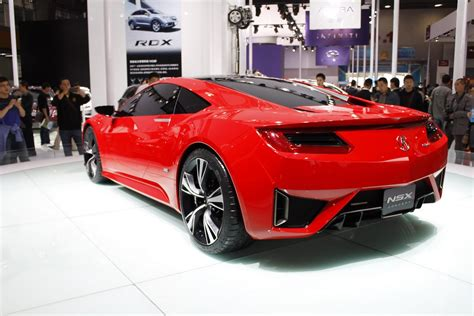 New Honda Nsx Sold Out In The Uk Before Even Being Shown